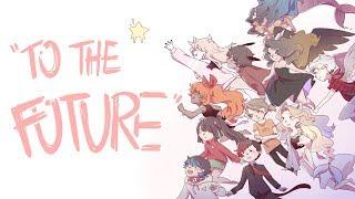 To the future | speedpaint