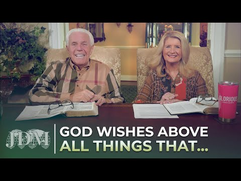Boardroom Chat: God Wishes Above All Things That  Jesse & Cathy Duplantis