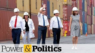 NDP, Green leaders want France to reject Canada-Europe trade deal | Power & Politics