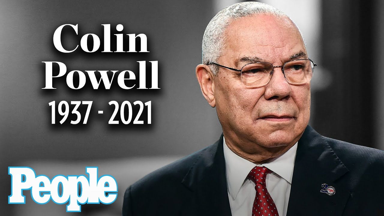 Colin Powell, Former Secretary of State, Dead at 84 After COVID-19 Complications | PEOPLE