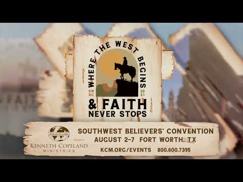 Save the Date! 2021 Southwest Believers Convention
