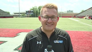 Paving the Way! West Branch grad hoping to step up for Youngstown State O-Line