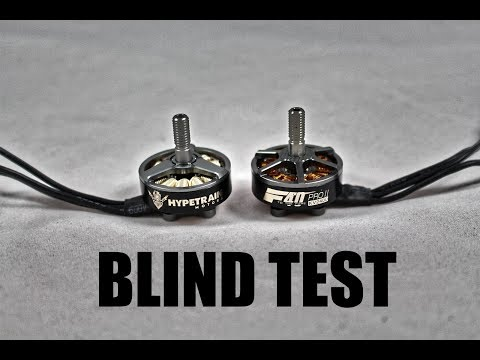 WHICH ONE IS BETTER?? Blind Test RotorRiot Hypetrain VS T-Motor F40 Pro II - UCT4fg_2DbTCRODSPUgsOoKA