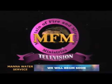 YORUBA  MFM MANNA WATER SERVICE OCTOBER 21ST 2020 MINISTERING:DR D.K. OLUKOYA (G.O MFM WORLD WIDE)