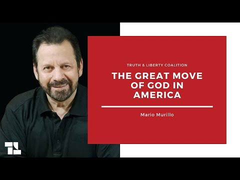 Mario Murillo on the Great Move of God in America and More!