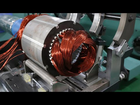 China Super High-Efficiency New Electric Motor Technology - UC5V8ByKLOve9uyZ54W5hlew