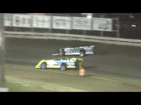 08 24 2016 Late Models - dirt track racing video image