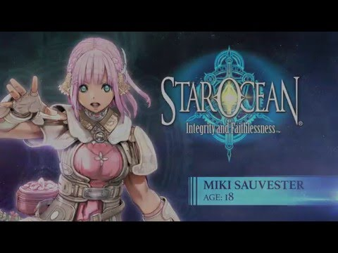 Star Ocean: Integrity & Faithlessness – Miki Sauvester Character Spotlight - UCeqwjW73WROhLduO384pAPQ