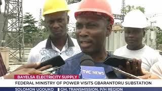 Federal Ministry of Power visits Gbarantoru substation