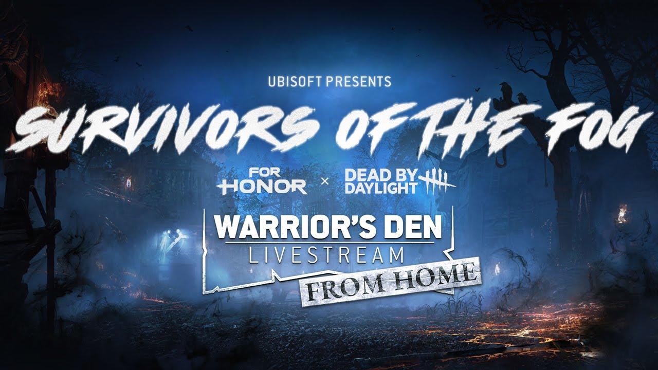 For Honor: Warrior's Den Y5S3 HALLOWEEN CROSSOVER REVEAL LIVESTREAM Oct 20 2021 | Ubisoft