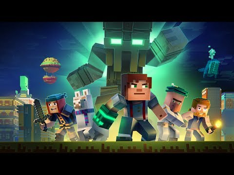 Minecraft: Story Mode - Season Two - OFFICIAL TRAILER - UCF0t9oIvSEc7vzSj8ZF1fbQ