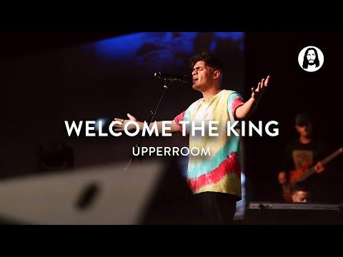 Welcome The King  UPPERROOM  Jesus Image