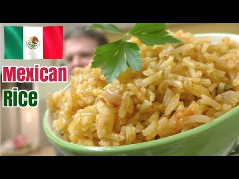How To Make a Mexican Rice Side Dish - Greg's Kitchen - UCGXHiIMcPZ9IQNwmJOv12dQ