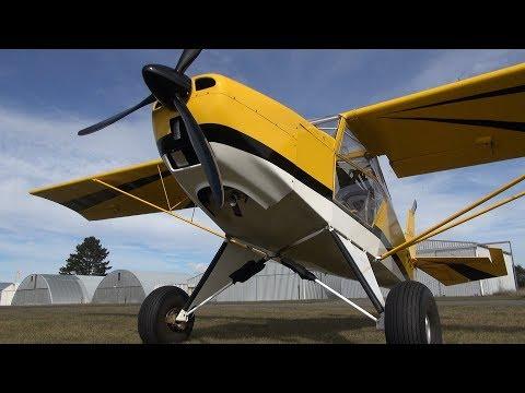 Just Highlander microlight at Tokoroa Airfield NZTO - UCQ2sg7vS7JkxKwtZuFZzn-g