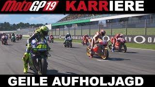 Geile Aufholjagd in Mugello! | MotoGP 19 KARRIERE #055[GERMAN] PS4 Gameplay