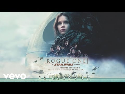 "Michael Giacchino - When Has Become Now (From ""Rogue One: A Star Wars Story""/Audio Only) - UCgwv23FVv3lqh567yagXfNg"
