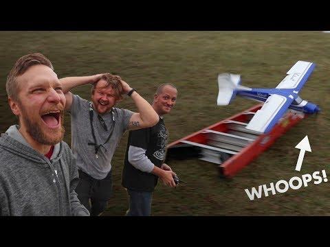 RC BUSH LANDING CHALLENGE 2018! | VLOG0138 - UC9zTuyWffK9ckEz1216noAw