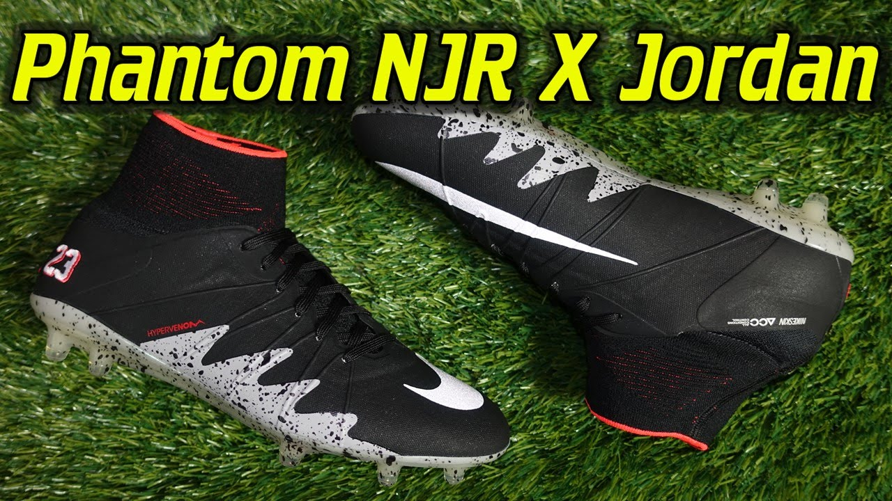 00b2eb1f198c Nike Hypervenom Phantom 2 Neymar X Jordan - Review + On Feet ...