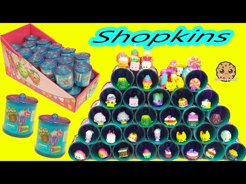 Shopkins Exclusive Season 1, 2, 3 Colors Food Fair Candy Jar Surprise Blind Bags  Full Box - UCelMeixAOTs2OQAAi9wU8-g