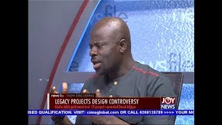 Legacy Projects Design Controversy – Newsfile on JoyNews (20-7-19)