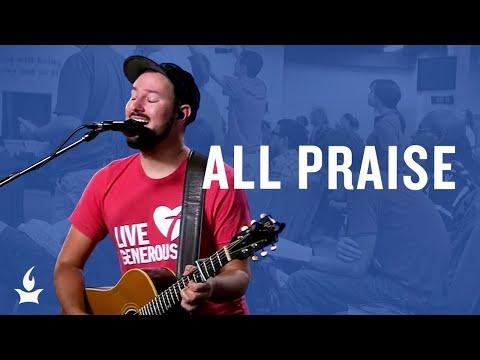 All Praise -- The Prayer Room Live Moment