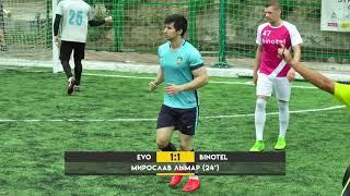 Обзор матча | 1.EVO 1-2 BINOTEL #SFCK Street Football Challenge Kiev