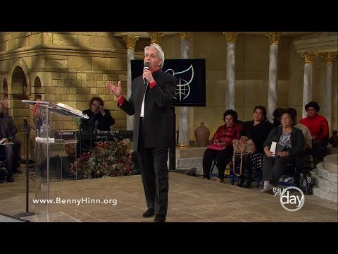 Our God is a Healing God, P1- A special sermon from Benny Hinn
