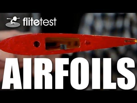 Episode 37 - Scratch Built Clark Y Wing Testing | f-sport lt