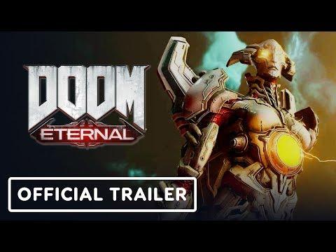 DOOM Eternal: Official Gameplay Trailer - UCKy1dAqELo0zrOtPkf0eTMw