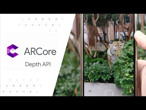 Blending realities with the ARCore Depth API - Deep Dive - UC_x5XG1OV2P6uZZ5FSM9Ttw