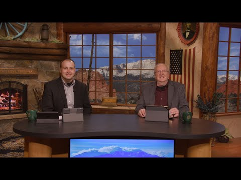 Charis Daily Live Bible Study: Greg Mohr - Manifesting Jesus in a Troubled World - January 21, 2021