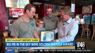 Big Pie in the Sky wins Golden Spatula
