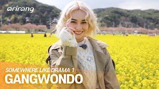 [Arirang Special] Let's go Gangwondo(강원도)! Somewhere like drama : Part 1