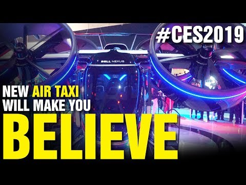 Bell Nexus: An Air Taxi You Can BELIEVE in! - UC7he88s5y9vM3VlRriggs7A