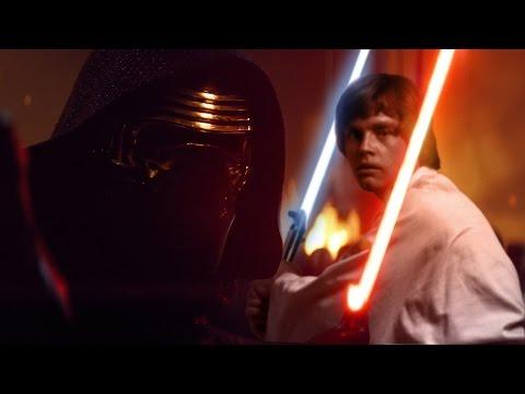 Star Wars: The Force Awakens - Comic-Con 2015 Panel - UCKy1dAqELo0zrOtPkf0eTMw