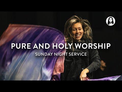 Pure And Holy Worship  Michael Koulianos  Jeremy Riddle  Sunday Night Service