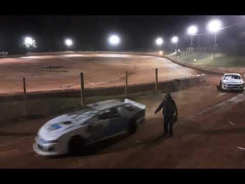 Ararat Thunder Raceway(Pure Stock 4's) 9-10-21 - dirt track racing video image