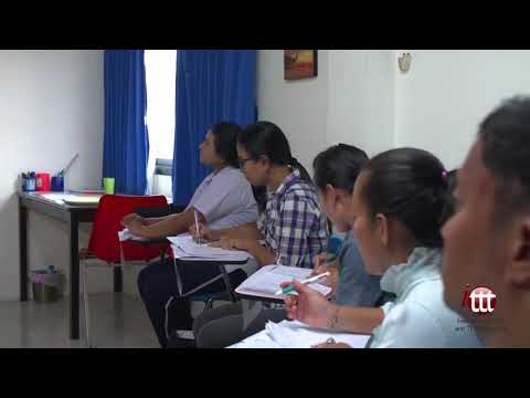 EFL Sample Lesson - Study Phase - 'Can' or 'Have to'