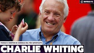 Porque CHARLIE WHITING foi tão IMPORTANTE para a FÓRMULA 1™