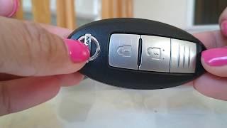 Sostituzione pila chiave Nissan Juke