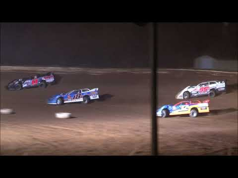 Midway Speedway Late Model Feature 9-26-2020 - dirt track racing video image