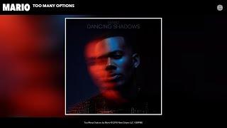 Too Many Options (Audio)