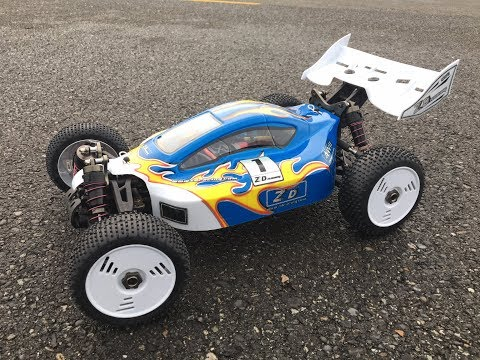 ZD Racing 08425 1:8 Off-road RC Buggy Unboxing, Bash and Review - UCLqx43LM26ksQ_THrEZ7AcQ