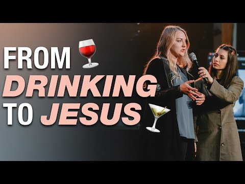 POWERFUL Testimony  From Alcohol  and Drugs and Sex to Jesus