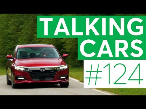 2018 HondaAccord& Tips for Dealing with Dealers   Talking Cars with Consumer Reports #124 - UCOClvgLYa7g75eIaTdwj_vg