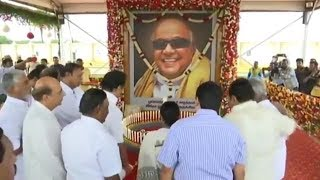 Bengal CM Mamata Banerjee pays tribute to Karunanidhi on his first anniversary | YOYO TV Tamil
