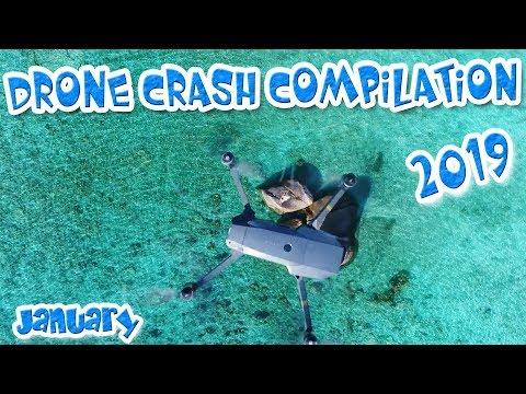 Drone Fail 2019 Compilation, Mavic Pro, Inspire 2, Parrot Anafi, Phantom 4 - UCG5ZFimVS7YZ5kkpcN4kSeQ