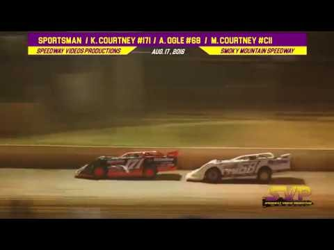 SMS | Sportsman Feature | 9-17-16 - dirt track racing video image