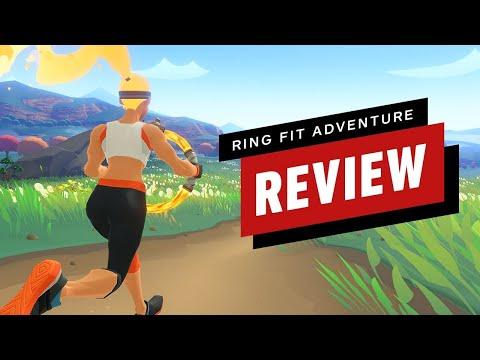 Ring Fit Adventure Review - UCKy1dAqELo0zrOtPkf0eTMw