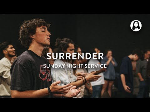 Surrender  Michael Koulianos  Sunday Night Service